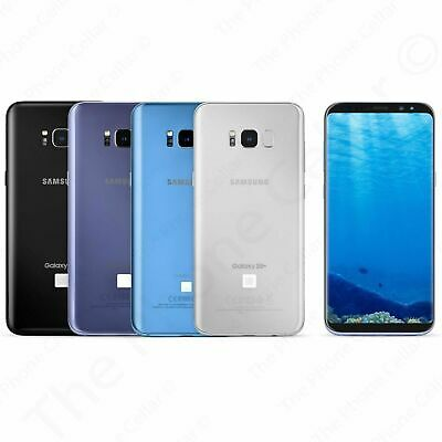New Unlocked Samsung Galaxy S8+ Plus SM-G955U 64GB GSM Smartphone