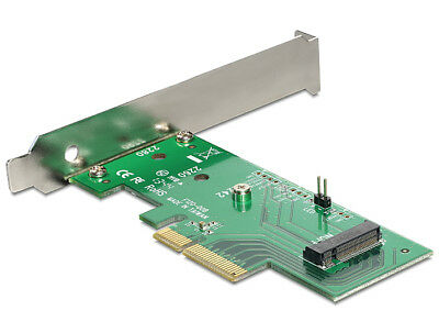 DeLOCK Riser Card M.2 auf PCIe 3.0 x4 Adapter