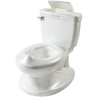 Summer Infant My Size Potty, Toddler Baby Training Toilet Seat