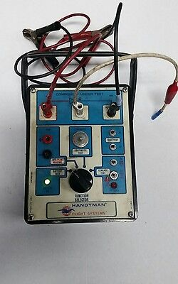 Handyman Flight Systems 269C Component Tester