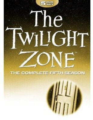 Twilight Zone: The Complete Fifth Season [New DVD]