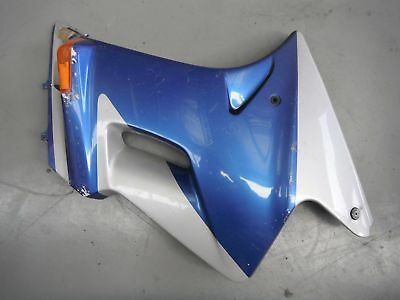 Right side main fairing damaged KAWASAKI ZZR250 EX250H ZZR NINJA 1990 90 #2