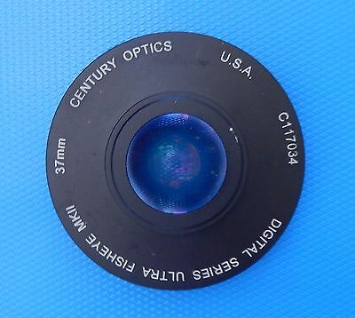 Century Optics C117034  37mm Fisheye MKII