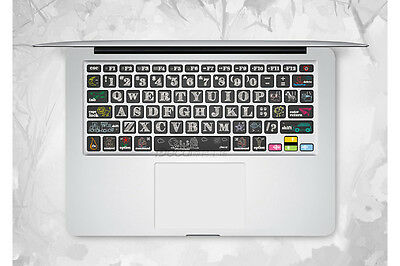 macbook sticker macbook decal keyboard Decal Skin Air/Pro/retina 13/15
