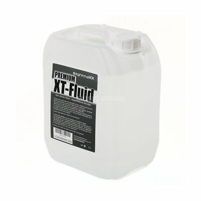 lightmaXX lightmaXX - Premium XT FLUID Nebelfluid 5L X-treme Heavy Fog 1l=3,18 E