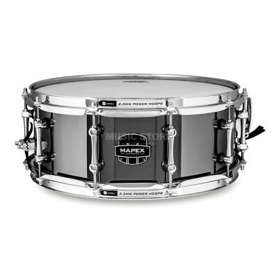 "Mapex Mapex - Armory Snare ""Tomahawk"", 14""x5,5"", Black Plating"