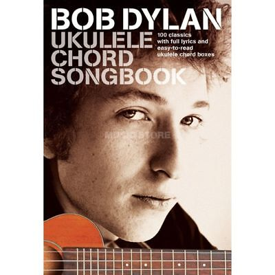 Wise Publications Wise Publications - Bob Dylan Ukulele Chord Songbook