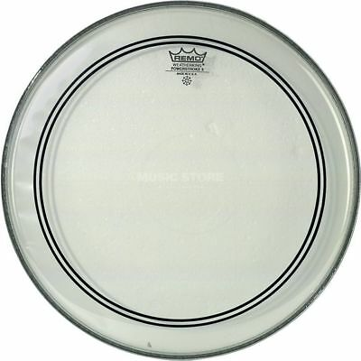 "Remo Remo - Powerstroke 3 Clear 10"", Tom Batter/Reso"