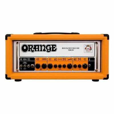 Orange Rockerverb 100H MKIII Head Orange