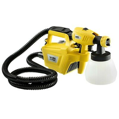 Paint Sprayer Electric Gun Indoor Outdoor Fence Painting System 650W Work Expert