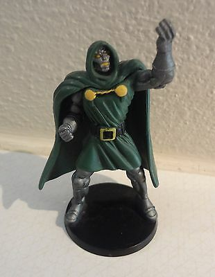 Dr Doom action figure 2012 Marvel small figure m.i.i. toy