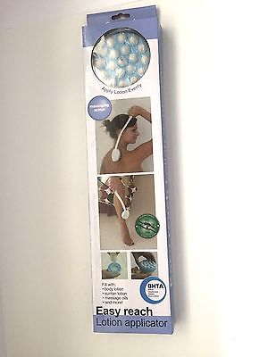 Easy Reach Lotion Applicator - Helping Hands Living Aid  cream, lotion, massage