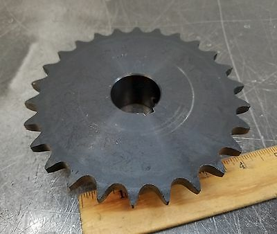 """50B26H Sprocket 1-1/4"""" bore 26 Teeth RC50 RC 50 Gear New Out Of Box"""