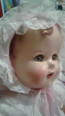 """composition baby doll 25"""" miricle on 34th street"""