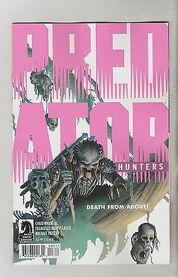 Dark Horse Comics Predator Hunters #3 July 2017 1St Print Nm