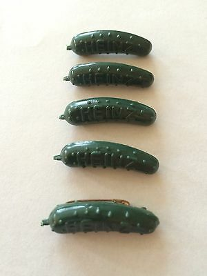 Heinz Pickle Pin - Lot Of 5 Pin
