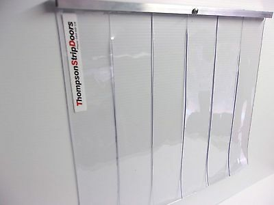 PVC INSECT / ENTRY STRIP Curtain DOOR 910mm wide x 2150mm long
