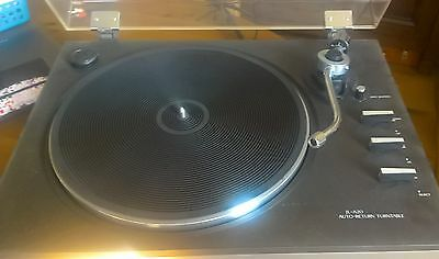 JVC JL-A20 Auto-Return Turntable