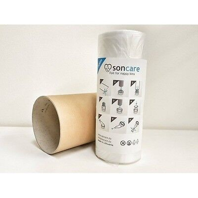 Soncare Refill foil compatible with Sangenic Angelcare Tommee Tippee