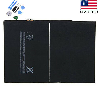 OEM Replacement Battery Apple iPad Air 1st Gen 8827mAh A1474 1475 A1484 w/ Tools