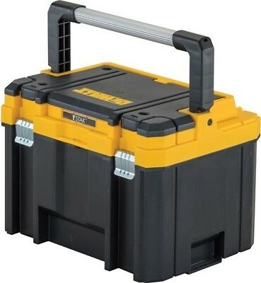 DEWALT 175774 TStak Deep Drawer Tool Storage Carrier Box Organiser
