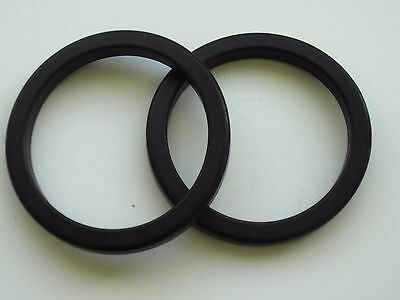 Authentic La Spaziale OEM Espresso Machine Maintenance Group Gaskets - 2 Gaskets