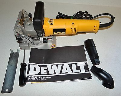 dewalt plate biscuit joiner model dw682 heavy duty double insulated rh picclick com DW682K Review De Walt Joiner DW682K