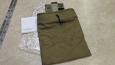 Usmc Coyote Magazine Dump Recovery Utility Pouch Niw Specter Gear Made In Usa