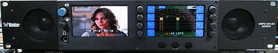 Wohler AMP2-16V-3G 16-CH Audio Video Processing Monitor w/ 3G/HD/SD-SDI-V Board