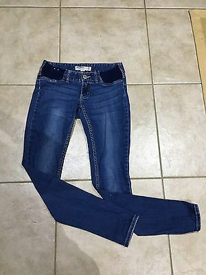 Just Jeans Maternity Fashion Skinny Leg Jeans Size 6