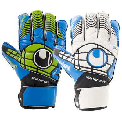 Uhlsport Eliminator Starter Soft Torwarthandschuhe Goalkeeper Gloves Unisex neu