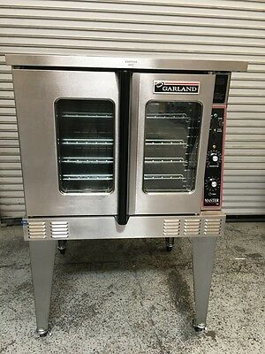 Full Sheet Electric Convection Oven Garland Master 200 #6625 Commercial Bake NSF