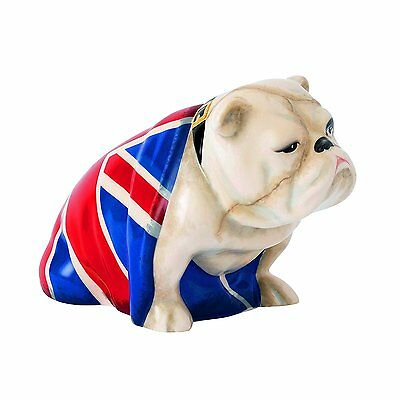 Royal Doulton Jack Bulldog Spectre James Bond Film Figurine