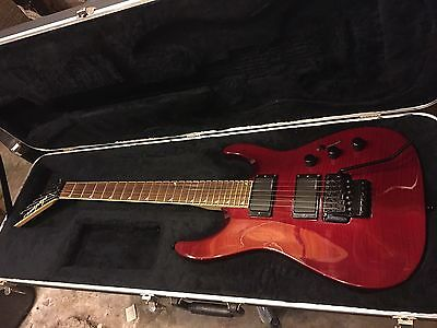 Jackson DKMG Electric Guitar With Hardshell Case