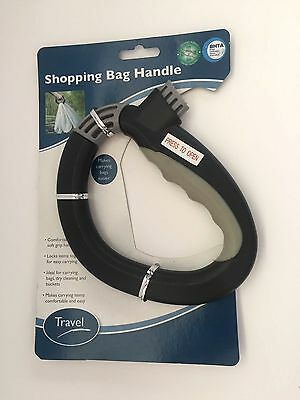 Shopping Bag Handle - Helping Hands Living Aid - Ideal to carry bags & buckets