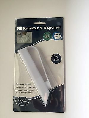 Pill Remover and Dispenser - Helping Hands Living aid - arthritic or sore hands