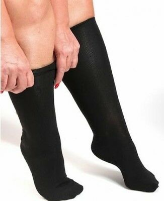Unisex Travel Socks for Anti Swelling Compression Support | UK Size 6-9