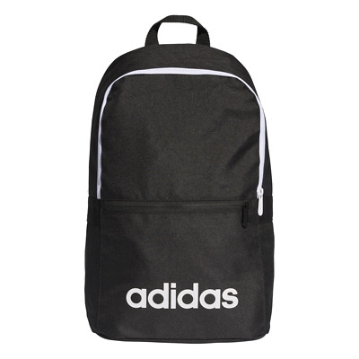 adidas Linear Core Backpack - adidas Rucksack in schwarz - adidas Daypack