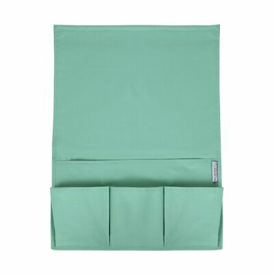 South Shore Storit Canvas Bedside Storage Caddy in Turquoise