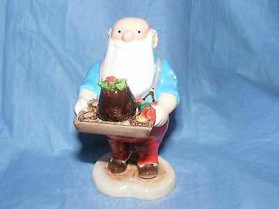 John Beswick The Snowman Father Christmas Merry Christmas Pudding Raymond Briggs