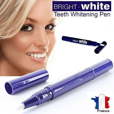 *****stylo Blanchiment Dentaire Blanchissement De Dent Blanche Pinceau Gel*****