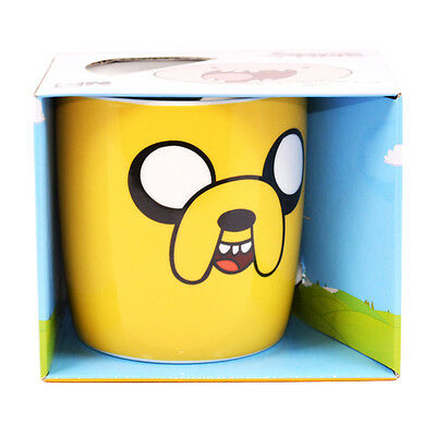Adventure Time Jake Mug Cup Ceramic Tea Fan Gift New Official Licensed Product