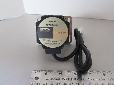 Oriental Motor Vexta Stepping Motor PK566-NAC 5 Phase Stepping