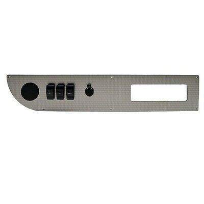 Seaswirl Boat Radio Dash Panel 2303-1111 | 217 / 237 Gray