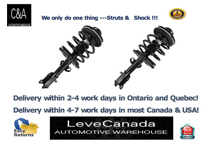 01-07 Grand Caravan/Town & Country(2) Front Quick Complete Struts