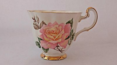 Adderley H1541 / A Bright Pink Rose Cup ONLY - NO SAUCER