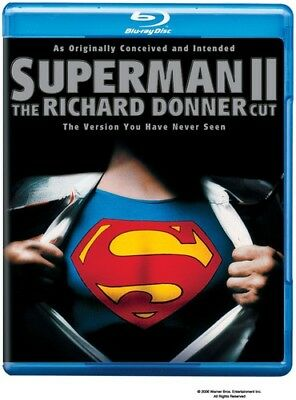 Superman 2 [New Blu-ray] Director's Cut/Ed, Dolby, Subtitled, Widescreen, Ac-3