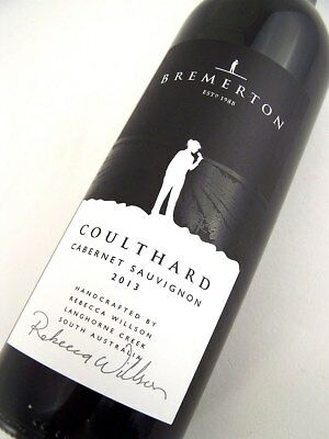 2013 BREMERTON Wines Coulthard Cabernet Sauvignon Isle of Wine