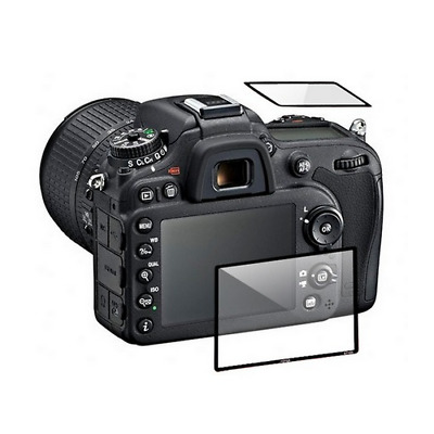 LCD Screen Protector Guard for Canon EOS 5D Mark III camera Hard Optical Glass
