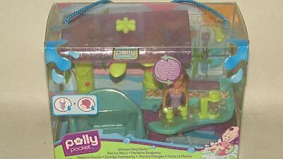 Mattel L9874 Polly Pocket Perfekte Poolparty mit Lea NEU